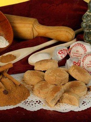 Mantecados Dobles de Canela